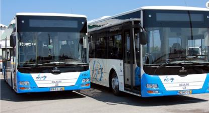 Faro: paralisação dos transportes urbanos no dia 13