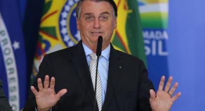 Jair Bolsonaro. Foto: Fabio Rodrigues Pozzebom/Agência Brasil.