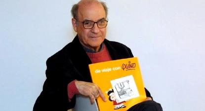 Quino creador Mafalda, foto de ¡¡¡!!!/Flickr