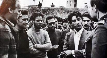 Ramiro Raimundo aparece na foto ao centro, mais para trás, com bigode.