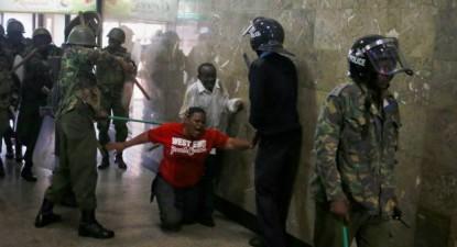 A crise económica levou ao aumento da repressão em Angola, revela a HRW. Foto Rede Angola