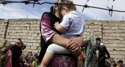 Estima-se que quatro milhões de sírios tenham fugido do país. Foto Obvius