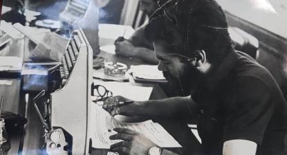 O jornalista Rogério Rodrigues faleceu na passada terça-feira, dia 8 de outubro.