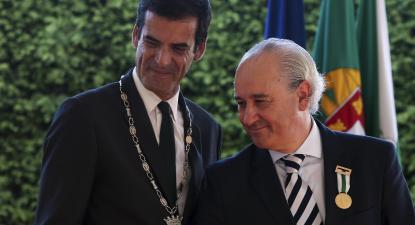 """O vereador do Bloco de Esquerda relembra queRui Rio prometeu""""banhos de ética""""."""