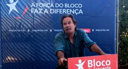 Sebastião Pernes é o candidato do Bloco à Câmara de Vila do Bispo.