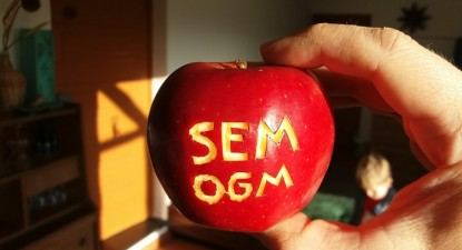 """Plataforma Transgénicos Fora quer que haja em Portugal o rótulo """"Sem OGM"""" até ao fim de 2017"""