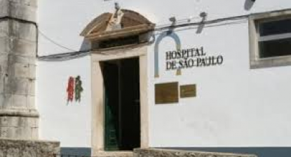 Hospital de São Paulo, em Serpa, distrito de Beja