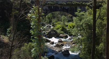 A Serra d'Arga seria uma das afetadas pelas explorações de lítio.