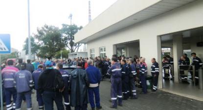 Dia 21 às 18h, realiza-se em Sines uma marcha pelo Emprego - Foto da CGTP