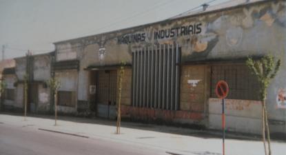 Smol-Sociedade Metalúrgica Ovarense - Foto de José Carlos Lopes
