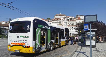 Coimbra: motorista assedia passageira em autocarro