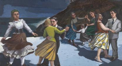 Retrospetiva de Paula Rego na Tate Britain, em Londres