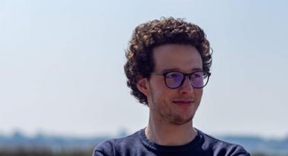 Tomás Batista criou uma plataforma para facilitar a vida das pessoas, em tempos de Covid-19