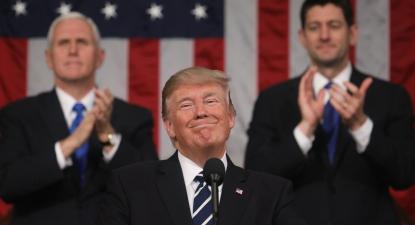 Donald Trump, foto de Jim Lo Scalzo, EPA/Lusa.