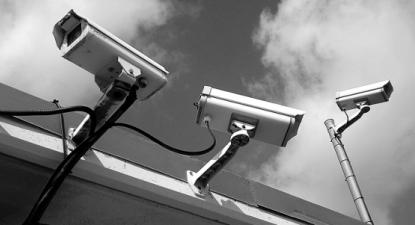 Câmaras de Vigilância – foto de ijnet.org (International Journalists Network)