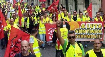 Sindicato dos Trabalhadores de Serviços de Portaria, Vigilância, Limpeza, Domésticas e Actividades Diversas (STAD)