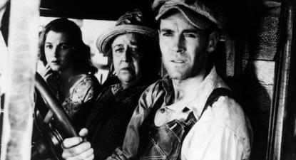 """""""Vinhas da Ira"""", de John Ford"""