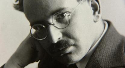 Walter Benjamin (Berlim, 15 de Julho de 1892 - Portbou, 27 de Setembro de 1940)