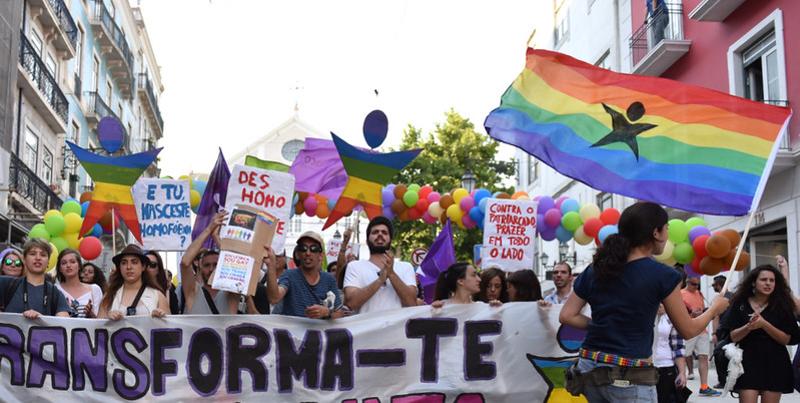 Marcha Orgulho LGBT, Lisboa 2015 – Foto esquerda.net