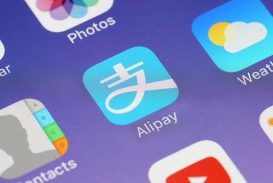 Alipay: mais de 400 milhões de utilizadores