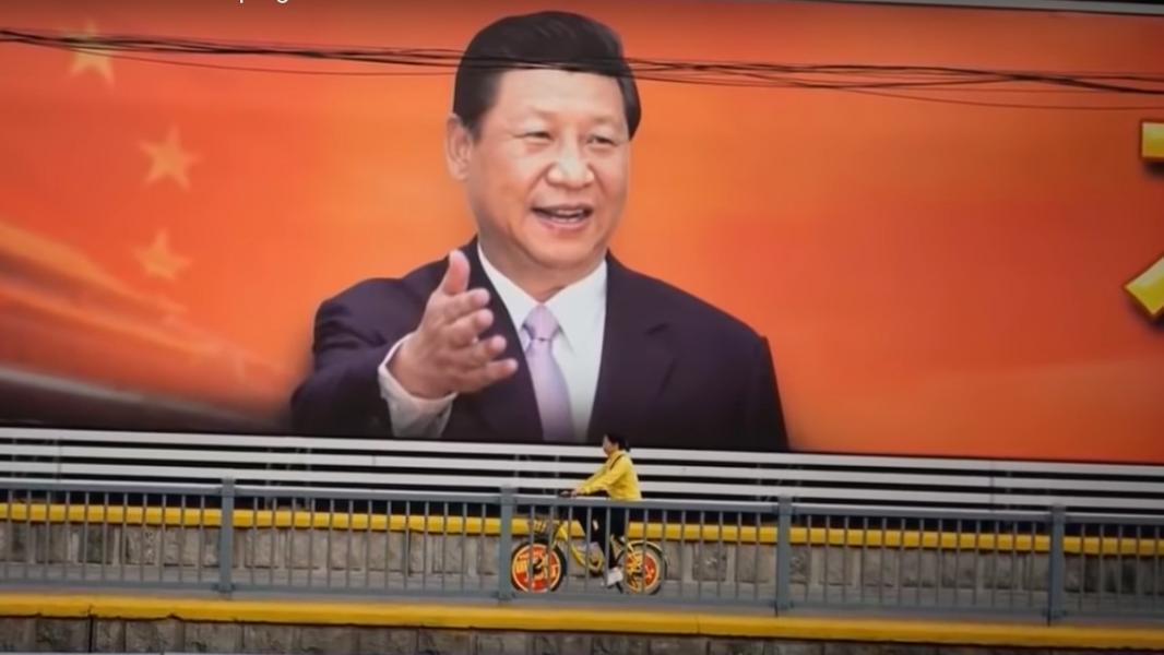 """Outdoor de Xi Jiping: """"aumentar a mentalidade honesta e os níveis de crédito de toda a sociedade"""""""