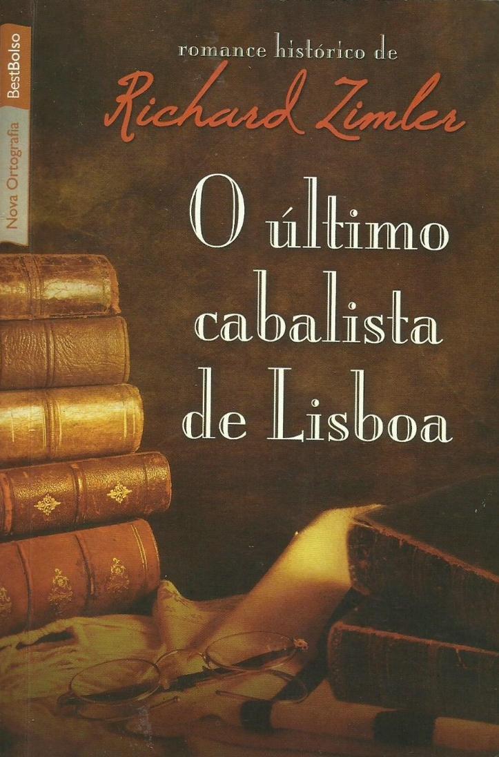 O Último Cabalista de Lisboa - Livro - WOOK